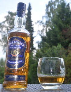 Loch Lomond Highland Single Malt Whisky (Schottland) - Blue Label