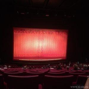 Guter Blick im Stage Theater auf Aladdin & Co.