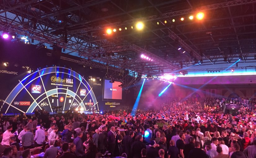 """Darts: WM-Finale in London und der Abschied einer Legende<span class=""""calc_read_time_shower_title_span"""">5 Min. Lesezeit (ca.)</span>"""