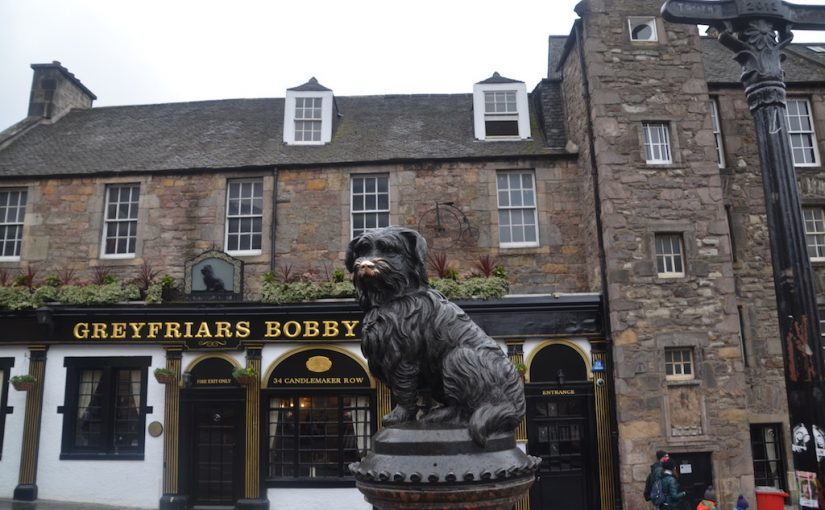 "Tag 7 / Schottland 2018 – Greyfriars Bobby, das National Museum und ´n Burger<span class=""calc_read_time_shower_title_span"">5 Min. Lesezeit (ca.)</span>"